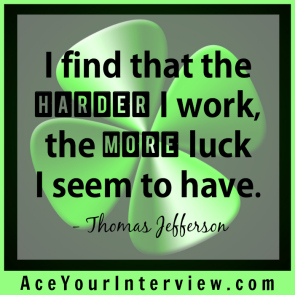 137 Thomas Jefferson Quote Victoria LoCascio Ace Your Interview LinkedIn Profile The Aces Company