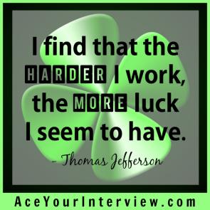 137 Thomas Jefferson Quote Victoria LoCascio Ace Your Interview LinkedIn Profile The Aces Company