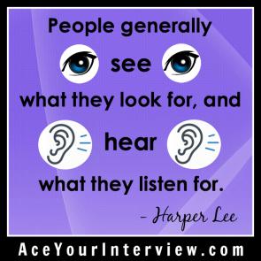 149 Harper Lee Quote Victoria LoCascio Ace Your Interview LinkedIn Profile The Aces Company