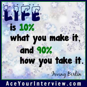 150 Irving Berlin Quote Victoria LoCascio Ace Your Interview LinkedIn Profile The Aces Company