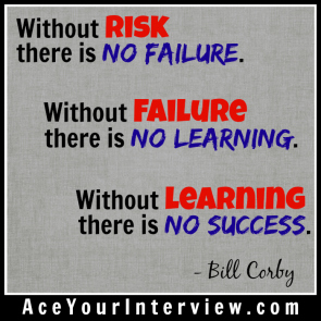 152 Bill Corby Quote Victoria LoCascio Ace Your Interview LinkedIn Profile The Aces Company