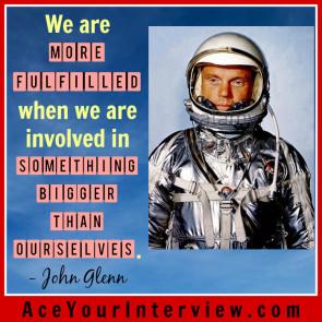 176 John Glenn Victoria LoCascio Ace Your Interview