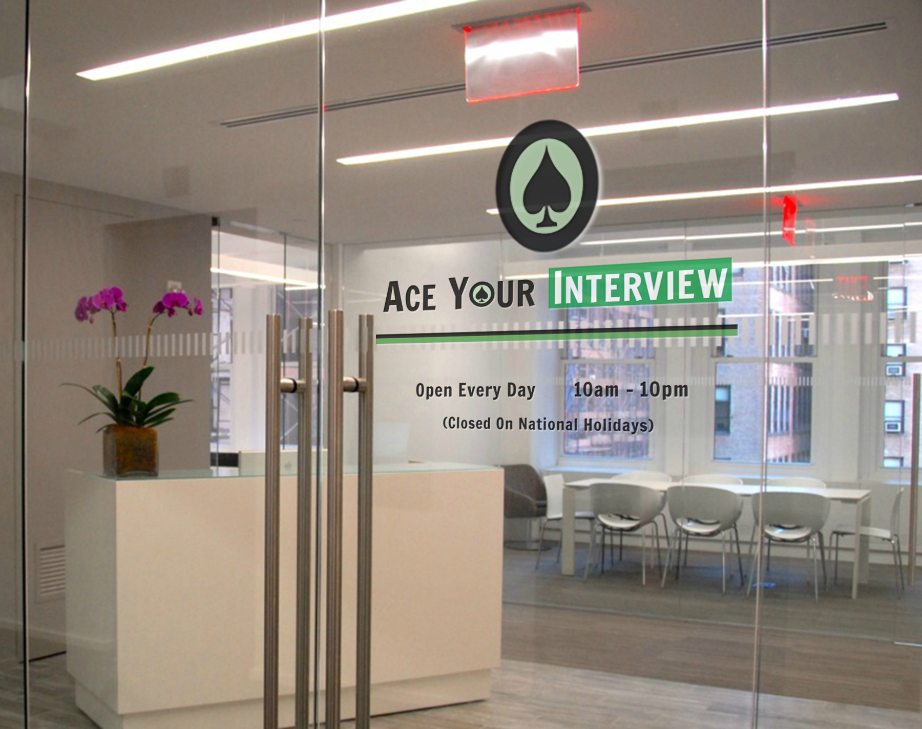 Ace Your Interview Victoria LoCascio President