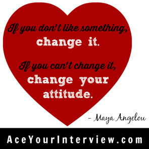 Maya Angelou Victoria LoCascio Ace Your Interview