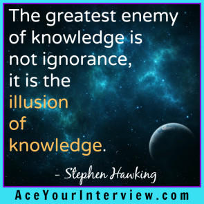 191 Stephen Hawking Victoria LoCascio Ace Your Interview